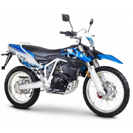 MOTOCYKL ROMET CRS FI 125 ENDURO - Agro-Las Zamość - sprzedaż i serwis sprzętu ogrodniczego, leśnego i komunalnego