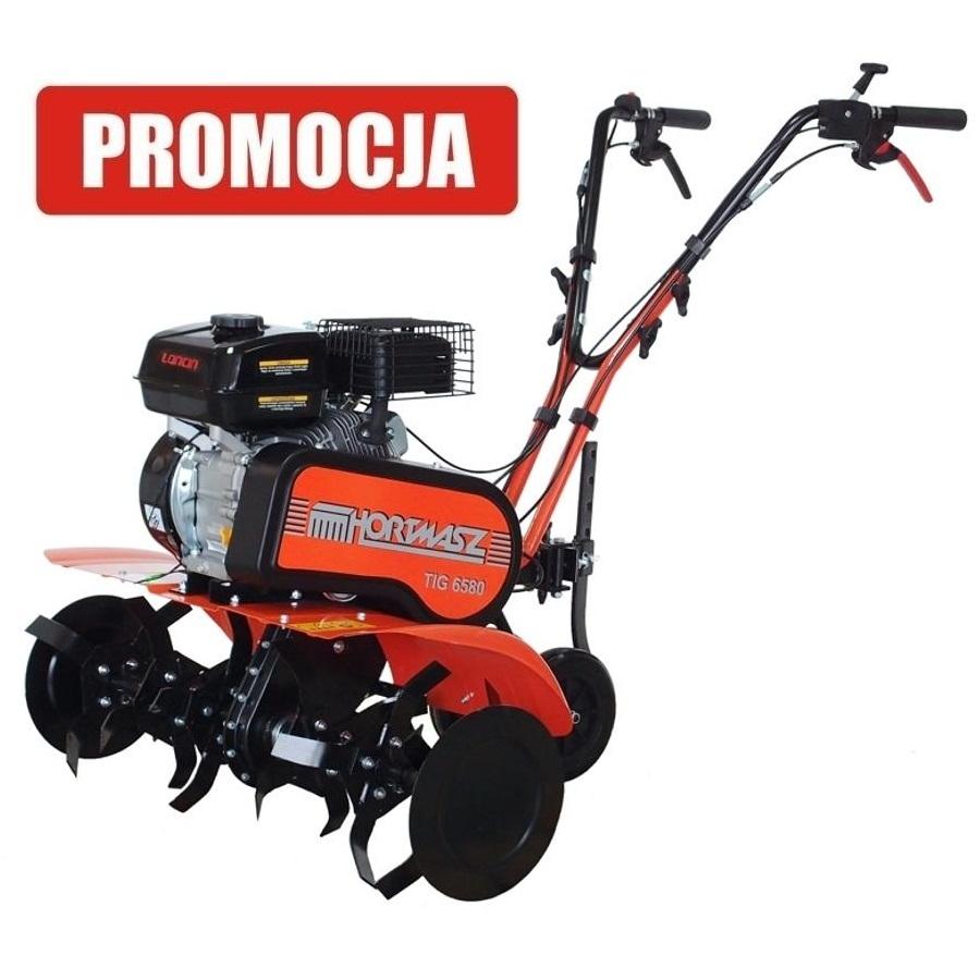 Glebogryzarka TIG 6580-1 - Agro-Las Zamość - sprzedaż i serwis sprzętu ogrodniczego, leśnego i komunalnego
