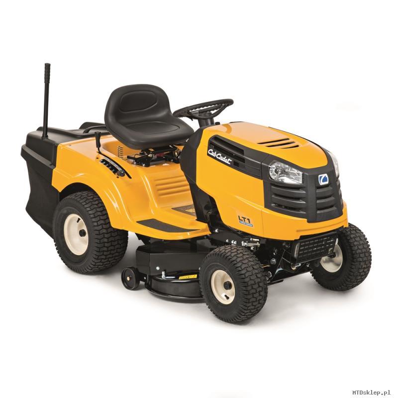 Traktor Cub Cadet LT1 NR92 - Agro-Las Zamość - sprzedaż i serwis sprzętu ogrodniczego, leśnego i komunalnego