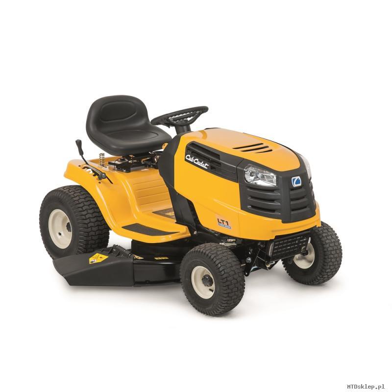 Traktor Cub Cadet LT1 NS96 - Agro-Las Zamość - sprzedaż i serwis sprzętu ogrodniczego, leśnego i komunalnego