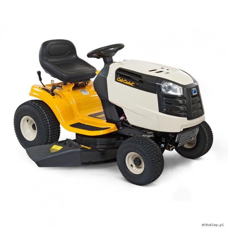 Traktor Cub Cadet LT1 OS107 T - Agro-Las Zamość - sprzedaż i serwis sprzętu ogrodniczego, leśnego i komunalnego