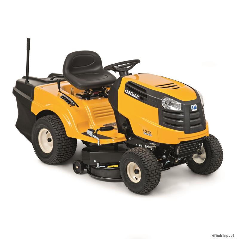 Traktor Cub Cadet LT2 NR92 - Agro-Las Zamość - sprzedaż i serwis sprzętu ogrodniczego, leśnego i komunalnego
