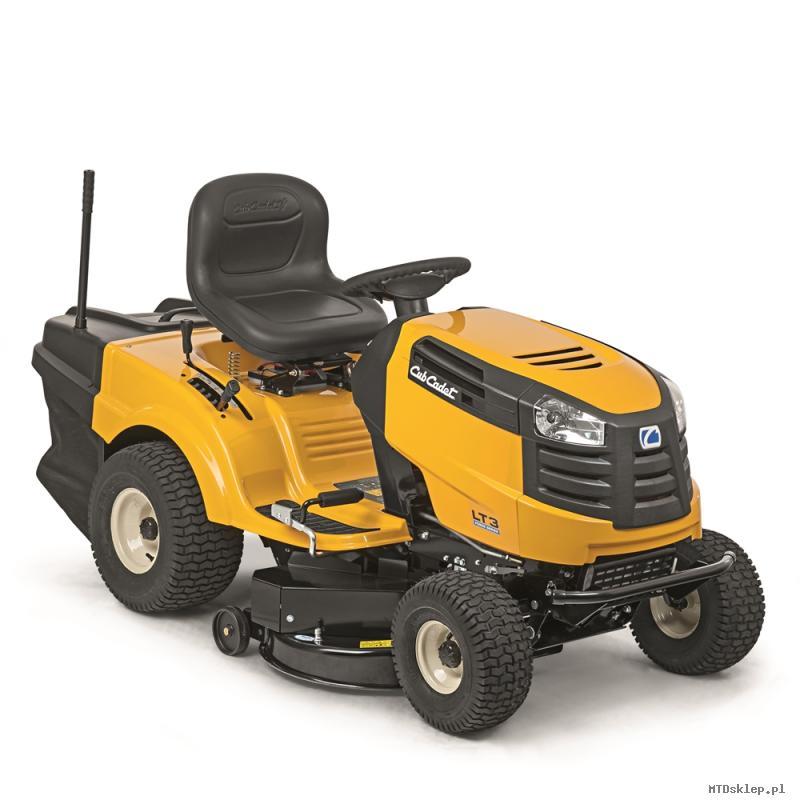 Traktor Cub Cadet LT3 PR105 - Agro-Las Zamość - sprzedaż i serwis sprzętu ogrodniczego, leśnego i komunalnego
