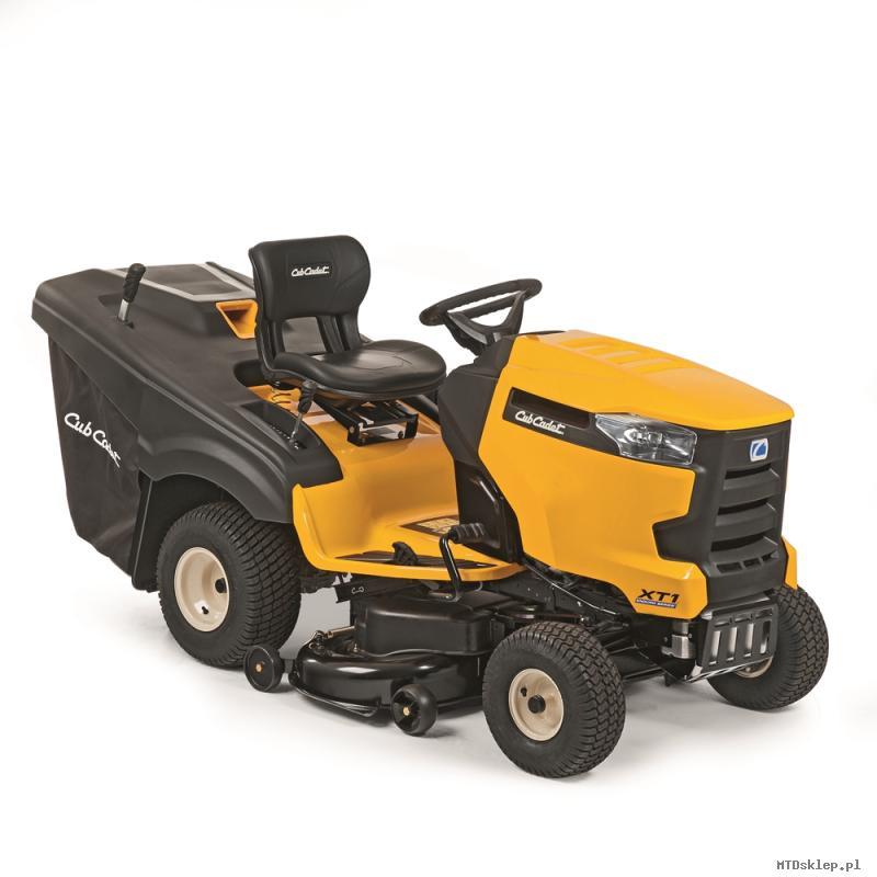 Traktor Cub Cadet XT1 OR95 - Agro-Las Zamość - sprzedaż i serwis sprzętu ogrodniczego, leśnego i komunalnego