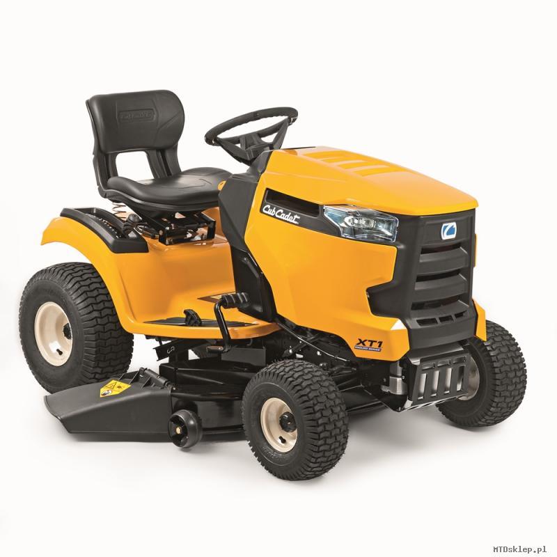 Traktor Cub Cadet XT1 OS107 - Agro-Las Zamość - sprzedaż i serwis sprzętu ogrodniczego, leśnego i komunalnego