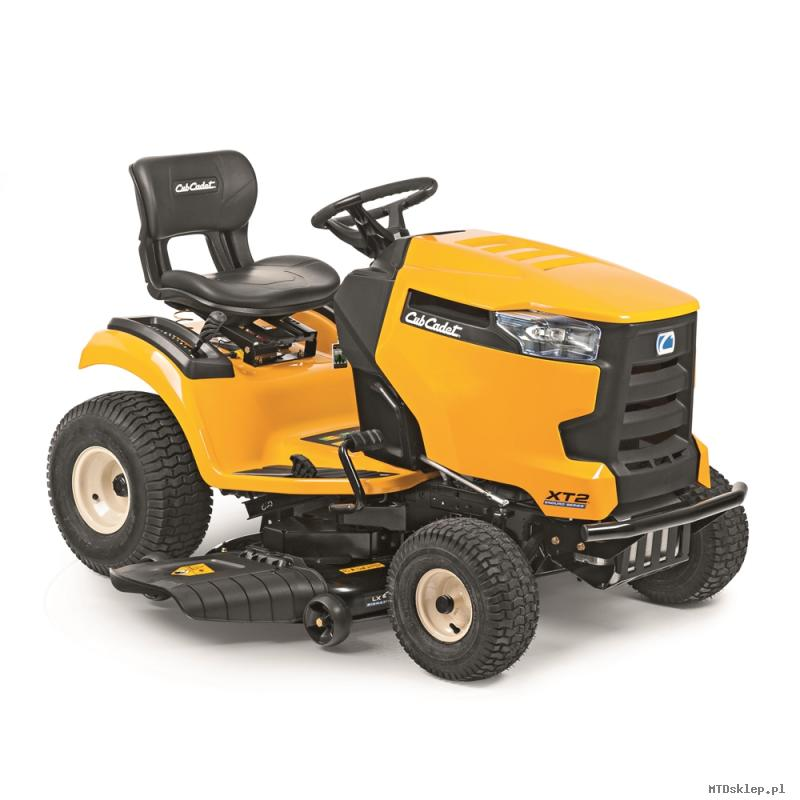 Traktor Cub Cadet XT2 PS107 - Agro-Las Zamość - sprzedaż i serwis sprzętu ogrodniczego, leśnego i komunalnego