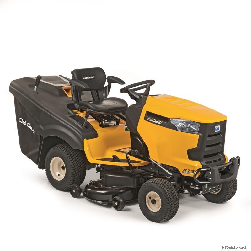 Traktor Cub Cadet XT3 QR106E - Agro-Las Zamość - sprzedaż i serwis sprzętu ogrodniczego, leśnego i komunalnego