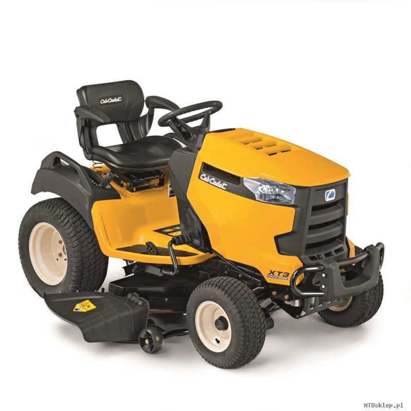 Traktor Cub Cadet XT3 QS127 - Agro-Las Zamość - sprzedaż i serwis sprzętu ogrodniczego, leśnego i komunalnego