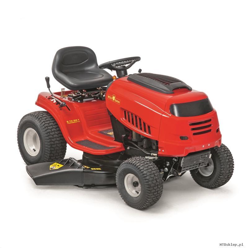 Traktor WOLF-Garten EXPERT E 13/96 T - Agro-Las Zamość - sprzedaż i serwis sprzętu ogrodniczego, leśnego i komunalnego