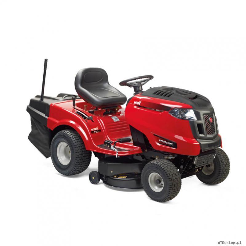 Traktor MTD OPTIMA LE 145 H - Agro-Las Zamość - sprzedaż i serwis sprzętu ogrodniczego, leśnego i komunalnego