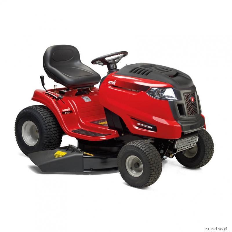 Traktor MTD OPTIMA LF 145 H - Agro-Las Zamość - sprzedaż i serwis sprzętu ogrodniczego, leśnego i komunalnego
