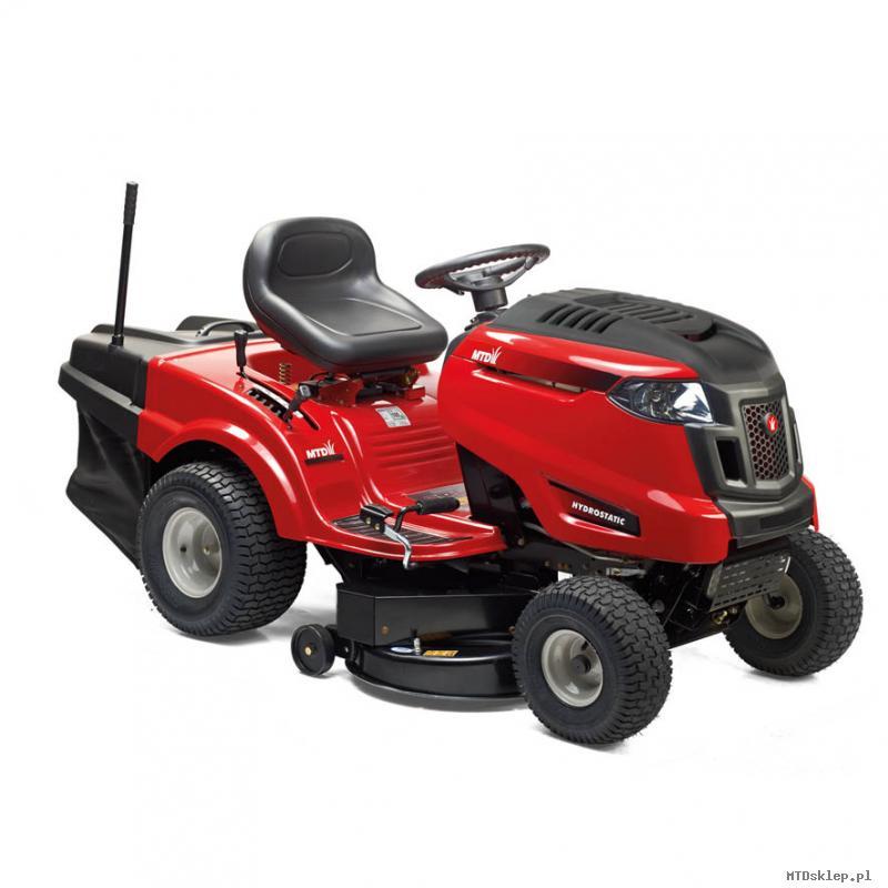 Traktor MTD OPTIMA LN 165 H - Agro-Las Zamość - sprzedaż i serwis sprzętu ogrodniczego, leśnego i komunalnego