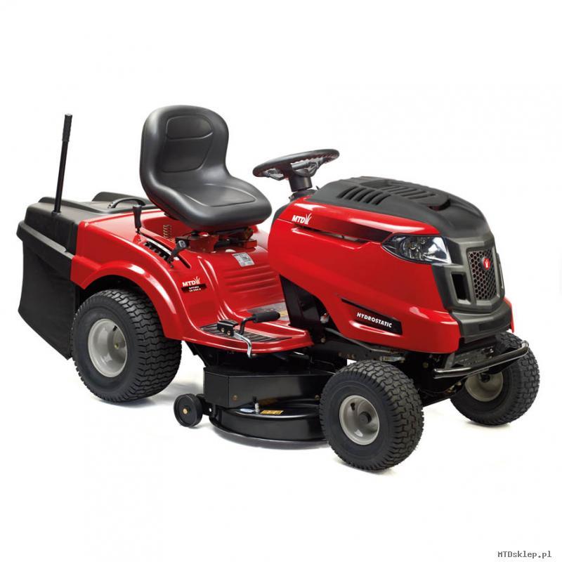 Traktor MTD OPTIMA LN 200 H RTG - Agro-Las Zamość - sprzedaż i serwis sprzętu ogrodniczego, leśnego i komunalnego