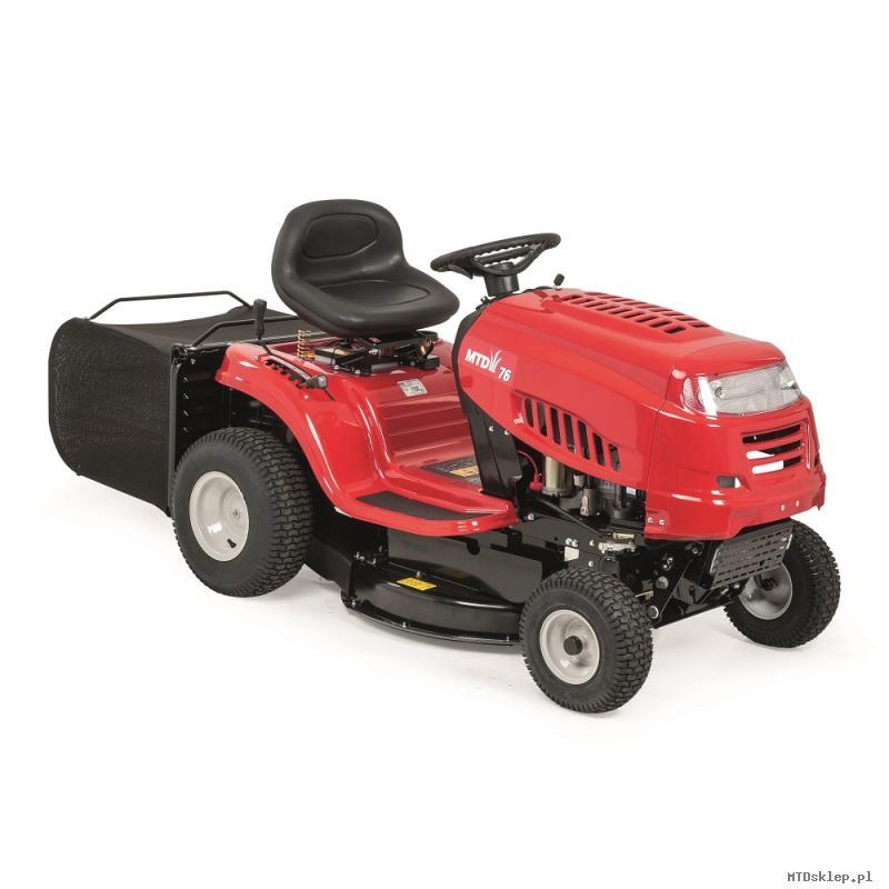 Traktor MTD 76 - Agro-Las Zamość - sprzedaż i serwis sprzętu ogrodniczego, leśnego i komunalnego