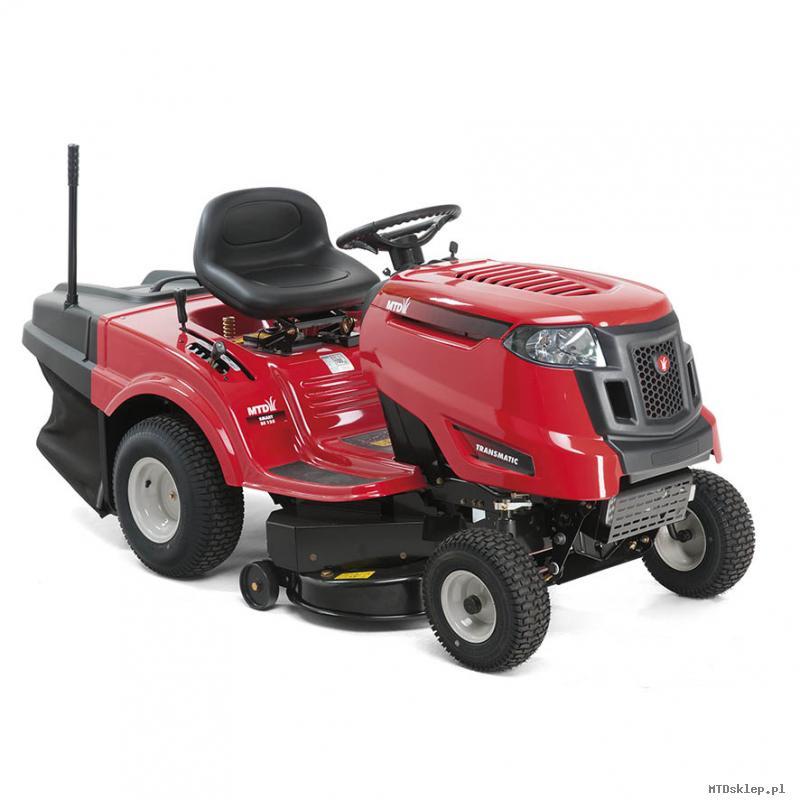 Traktor MTD SMART RE 125 - Agro-Las Zamość - sprzedaż i serwis sprzętu ogrodniczego, leśnego i komunalnego