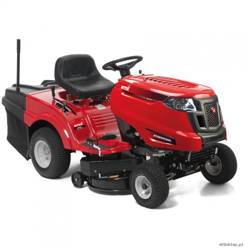Traktor MTD SMART RE 130 H - Agro-Las Zamość - sprzedaż i serwis sprzętu ogrodniczego, leśnego i komunalnego