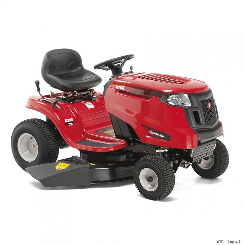 Traktor MTD SMART RF 125 - Agro-Las Zamość - sprzedaż i serwis sprzętu ogrodniczego, leśnego i komunalnego