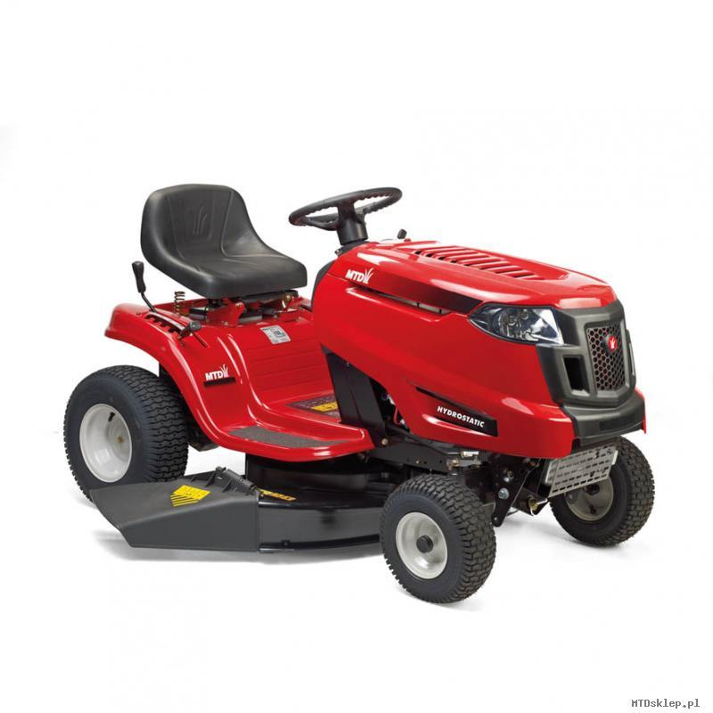 Traktor MTD SMART RF 130 H - Agro-Las Zamość - sprzedaż i serwis sprzętu ogrodniczego, leśnego i komunalnego