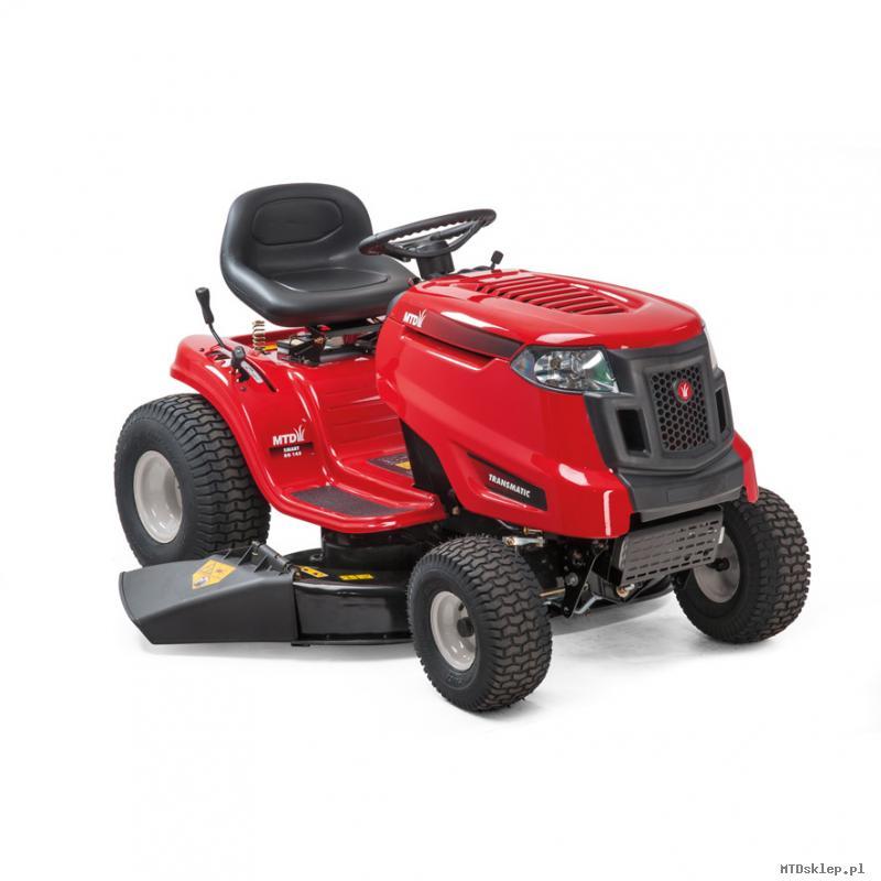 Traktor MTD SMART RG 145 - Agro-Las Zamość - sprzedaż i serwis sprzętu ogrodniczego, leśnego i komunalnego