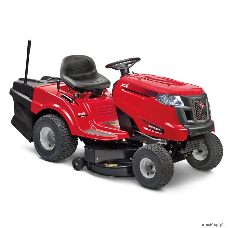 Traktor MTD SMART RN 145 - Agro-Las Zamość - sprzedaż i serwis sprzętu ogrodniczego, leśnego i komunalnego