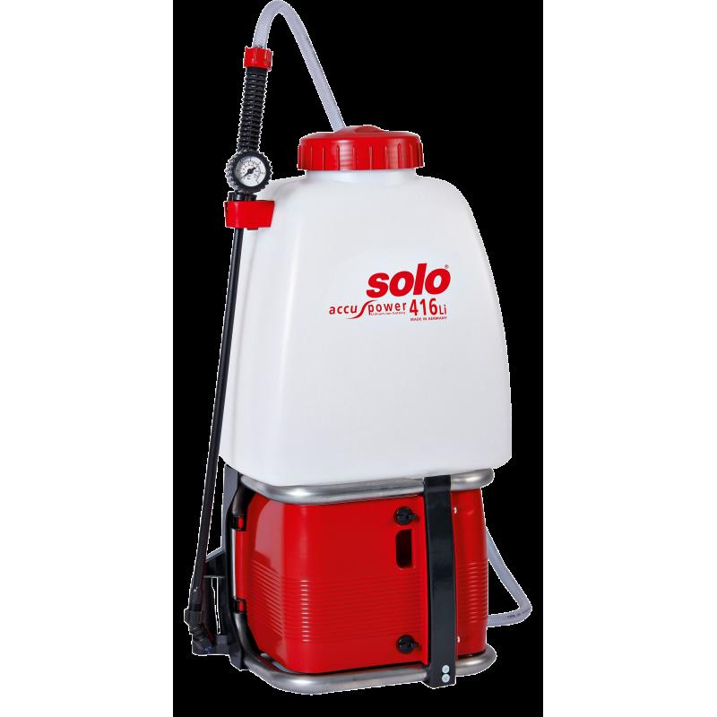 Opryskiwacz akumulatorowy 416 LI  - Agro-Las Zamość - sprzedaż i serwis sprzętu ogrodniczego, leśnego i komunalnego