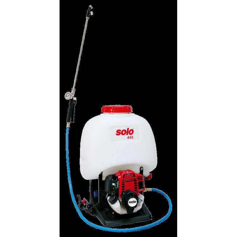 Opryskiwacz spalinowy 433 H silnik 4-suwowy  - Agro-Las Zamość - sprzedaż i serwis sprzętu ogrodniczego, leśnego i komunalnego