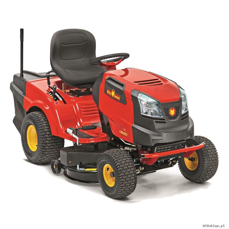 Traktor WOLF-Garten 105.180 H - Agro-Las Zamość - sprzedaż i serwis sprzętu ogrodniczego, leśnego i komunalnego