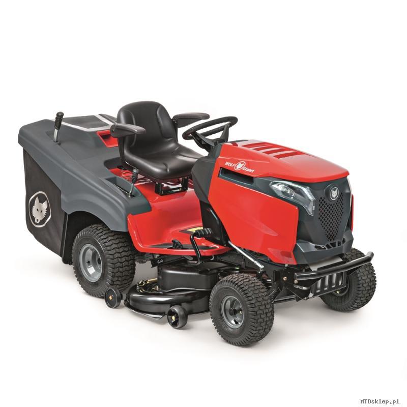 Traktor WOLF-Garten ALPHA 106.220 H - Agro-Las Zamość - sprzedaż i serwis sprzętu ogrodniczego, leśnego i komunalnego