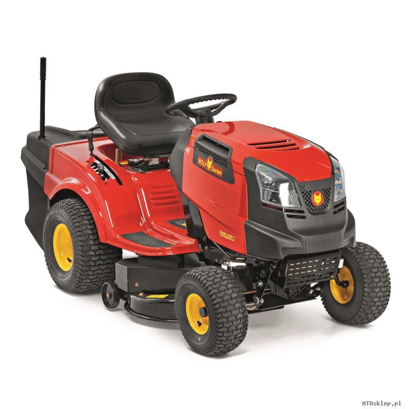 Traktor WOLF-Garten 92.130 T - Agro-Las Zamość - sprzedaż i serwis sprzętu ogrodniczego, leśnego i komunalnego