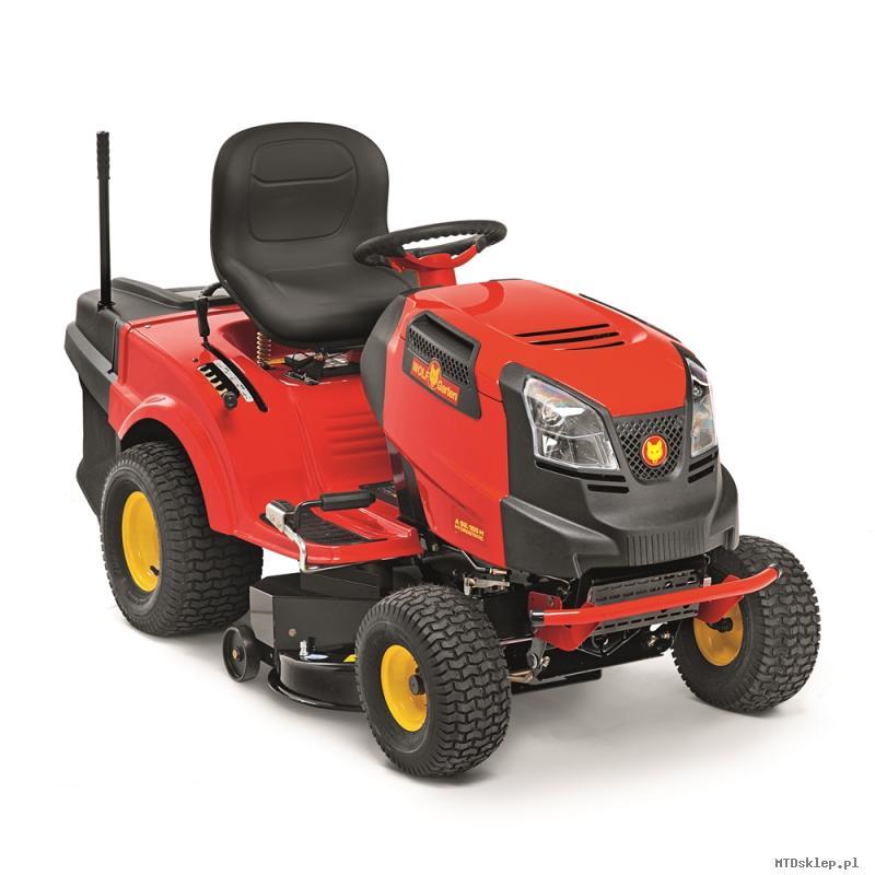 Traktor WOLF-Garten 92.165 H - Agro-Las Zamość - sprzedaż i serwis sprzętu ogrodniczego, leśnego i komunalnego