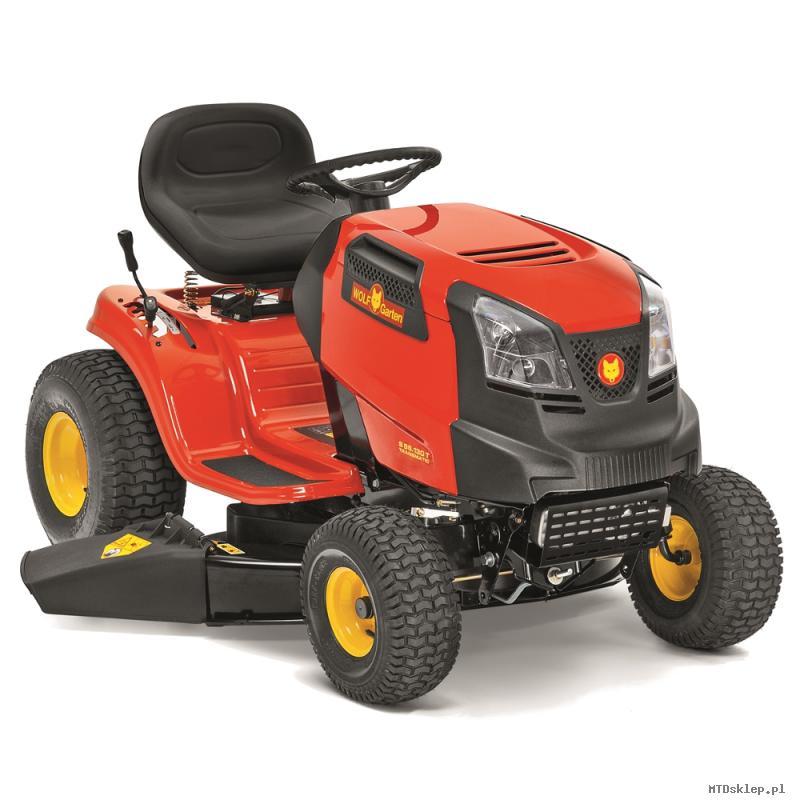 Traktor WOLF-Garten 96.130 T - Agro-Las Zamość - sprzedaż i serwis sprzętu ogrodniczego, leśnego i komunalnego