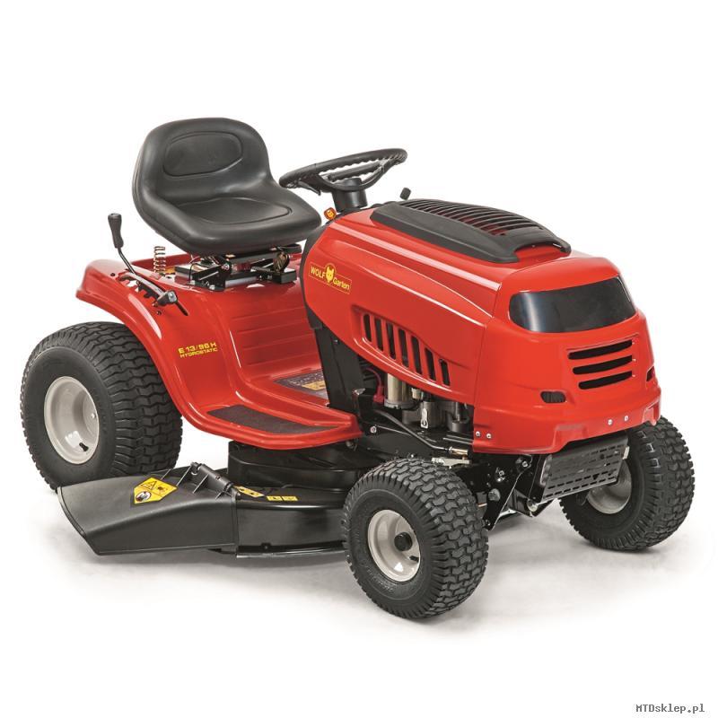 Traktor WOLF-Garten EXPERT E 13/96 H - Agro-Las Zamość - sprzedaż i serwis sprzętu ogrodniczego, leśnego i komunalnego