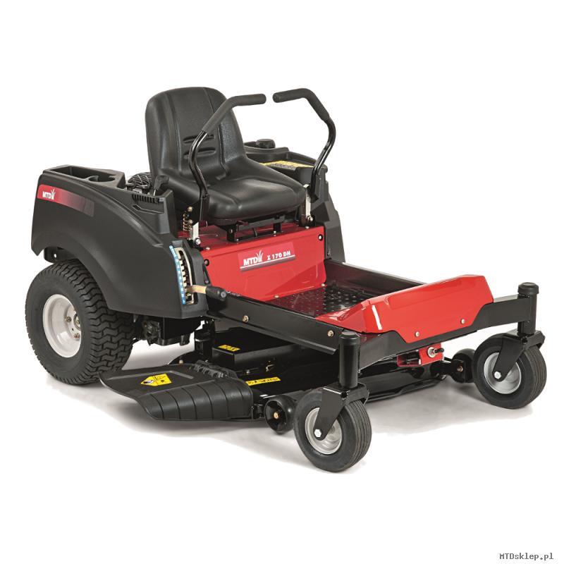 Traktor MTD Z 170 DH - Agro-Las Zamość - sprzedaż i serwis sprzętu ogrodniczego, leśnego i komunalnego